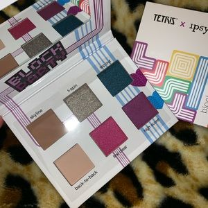 "🆕 Tetris x Ipsy ""Block Party"" palette- Limited Ed"